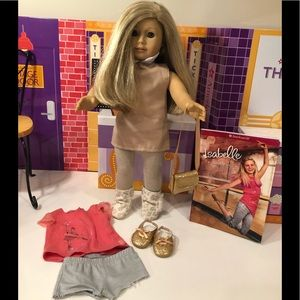 American Girl Doll Isabelle & More !!!!